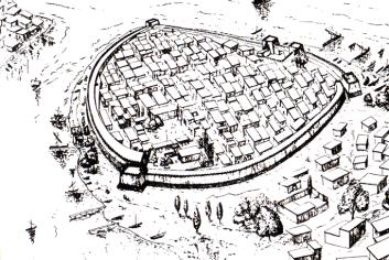 Ricostruzione dell'antica Smirne