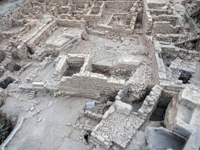 Foto di Assaf Peretz,. Fonte Israel Antiquities Authority