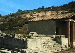 I templi di Scahiavi d'Abruzzo