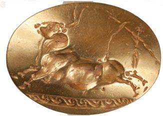 Uno degli anelli in oro - Department of Classics/University of Cincinnati