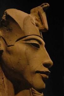 "La ""testa"" di Akhenaton"