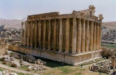 Baalbek, il Tempio di Giove