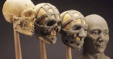 ricostruzione facciale forense