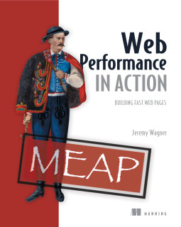 Cover of Web Performance in Action