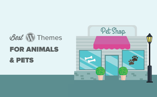 Best WordPress Themes for Pets and Animals