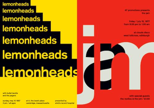 Delightful Bits Of Vintage Graphic Design Inspiration