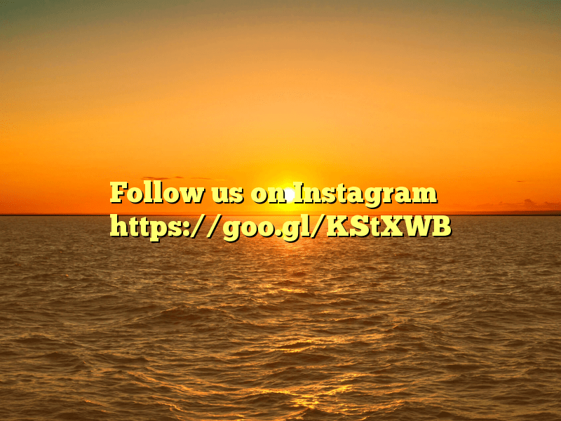 Follow us on Instagram ➡ https://goo.gl/KStXWB