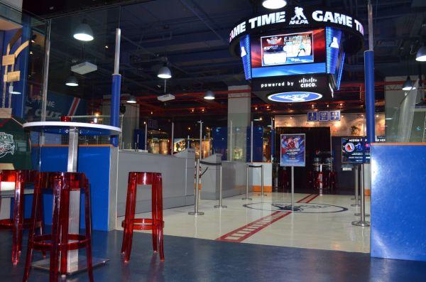 Hockey Hall of Fame Location