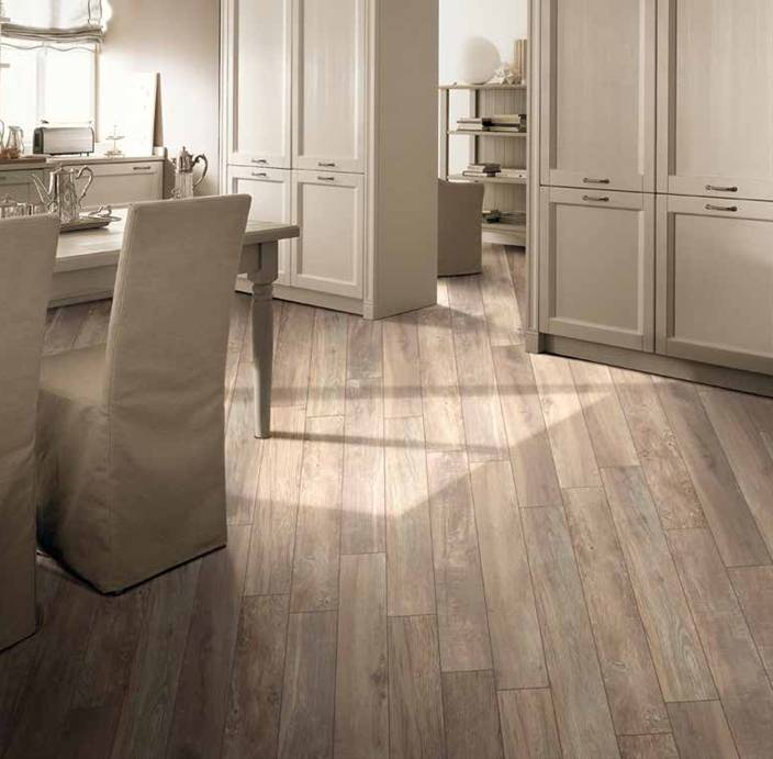 Apache pavimento ceramica effetto legno
