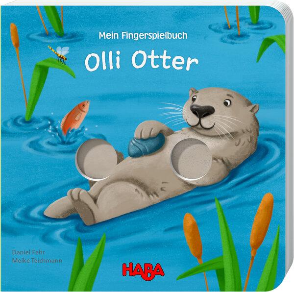 Olli Otter, Fingerspielbuch von Daniel Fehr