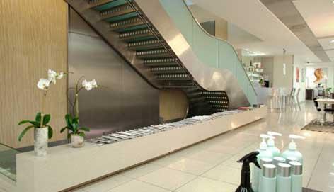 Daniel Galvin Marylebone Flagship Salon London