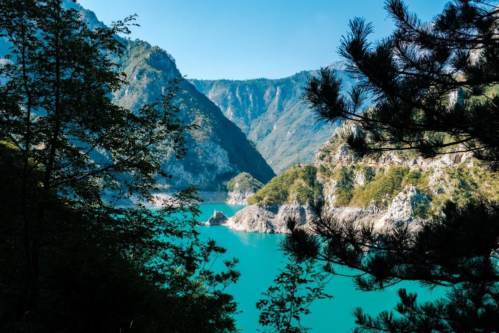 Montenegro_DrinaDam
