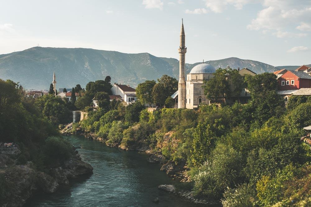 Mostar_RiverView