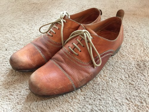 Daniel Hoang Italian Leather Shoes