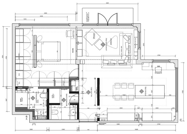 Interior Design Drafting The Journal Daniel Hopwood