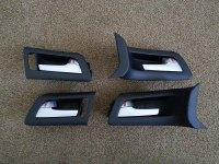 FS: Satin silver interior door handles - excellent condition