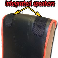 Kids Gaming Chairs Ergonomic Chair Malaysia Adults Or Cyber Rocking With Integrated