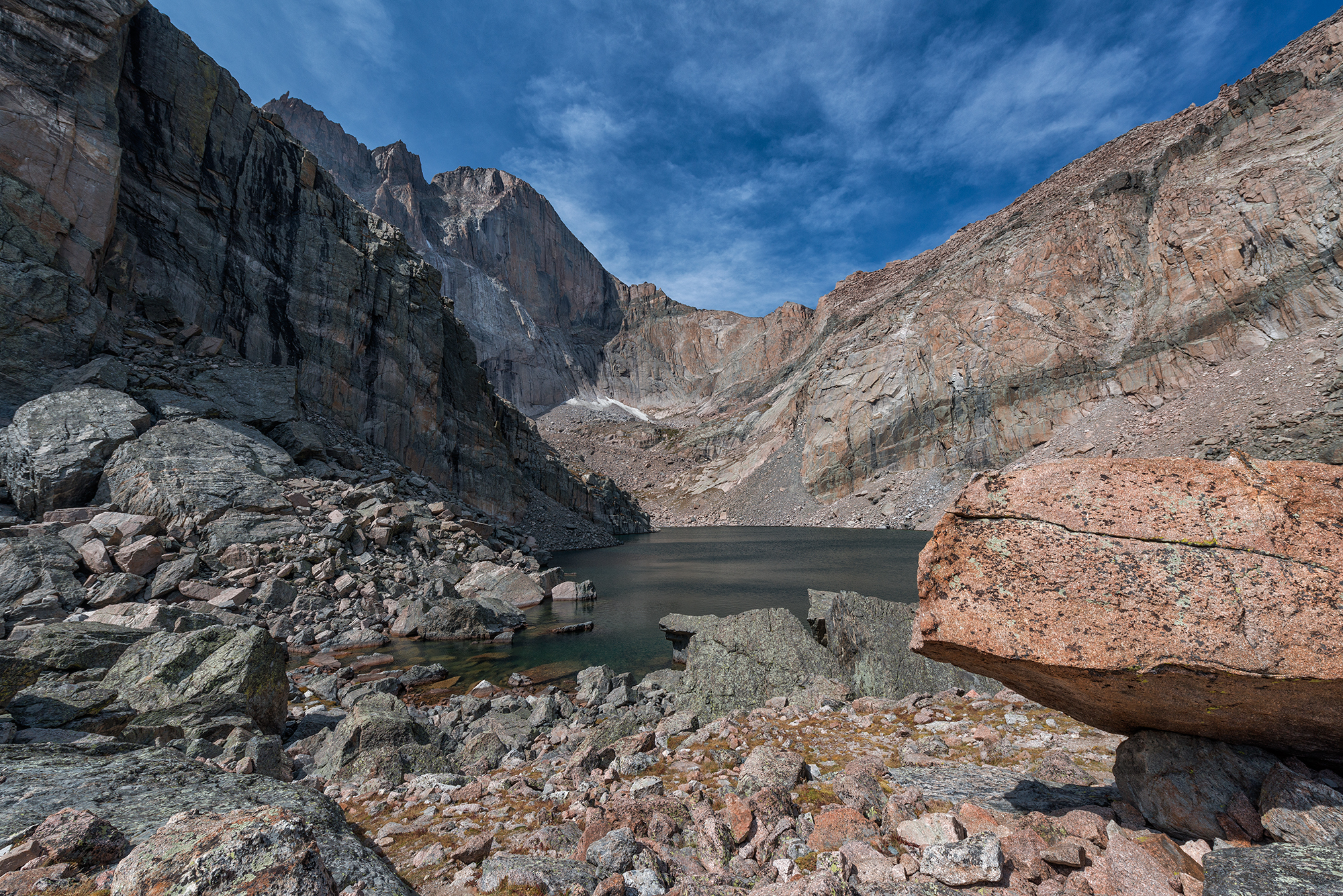 14er Report 31 Southeast Longs And Mt Meeker Late Summer