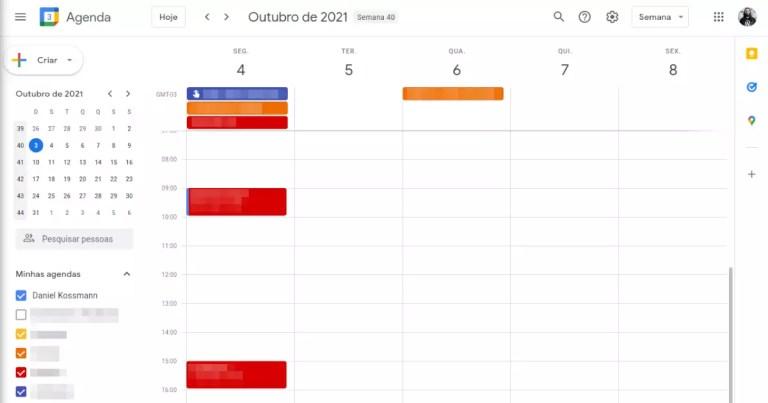 Dicas e truques para o Google Calendar