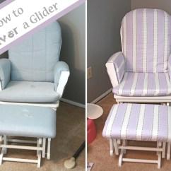 Nursery Rocking Chair Cushions Uk With Stool Karachi Glider Cushion Covers Thenurseries
