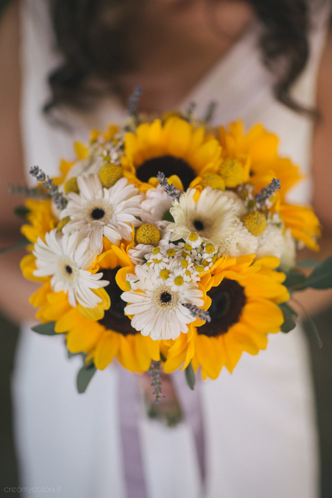 Girasoli Chiesa Per Matrimonio : Amore e girasoli u danielledesign