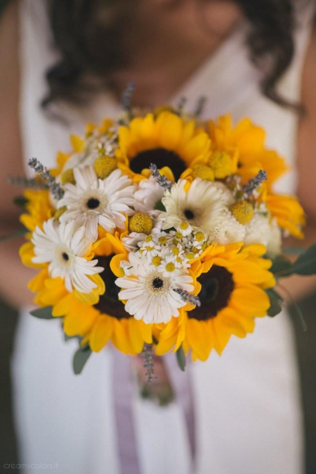 bouquet-sposa-girasoli