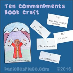 10 commandments bible # 79
