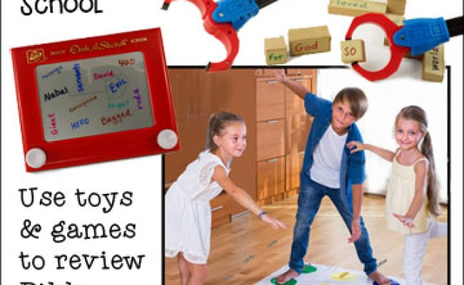 Bible Games For Sunday School Children S Ministry And