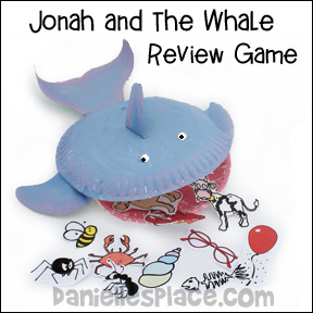 Bible Crafts And Activities For Kids Jonah And The Whale