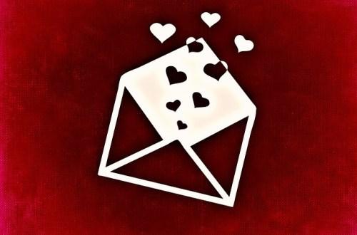 De liefdesbrief