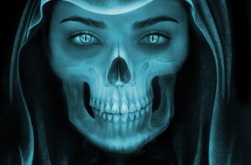 Poezie helpt: De ballade aan de dood.