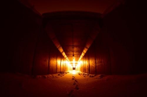tunnel, tunnelvisie