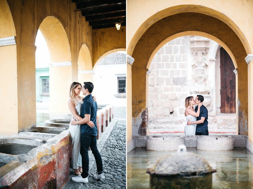 Engagement Photos Antigua Guatemala