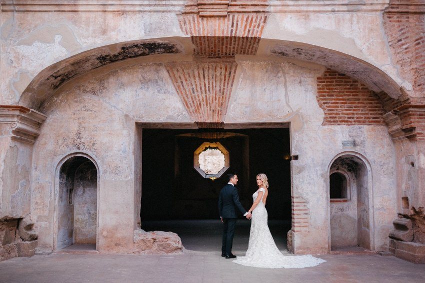 Wedding Portraits Antigua Guatemala