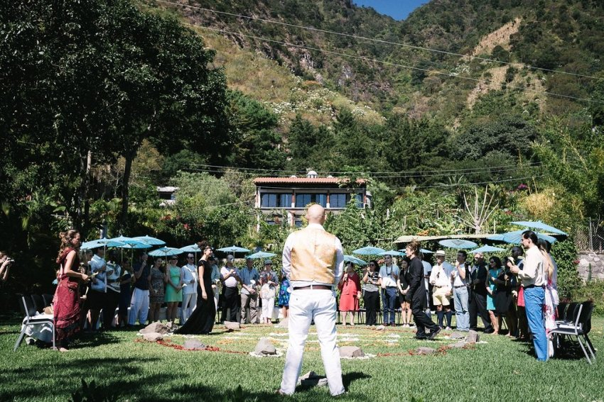 Wedding Venues on Lake Atitlan Guatemala 02