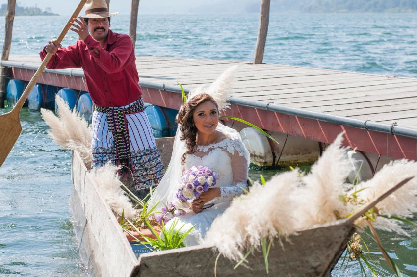 Wedding Photographer Atitlan