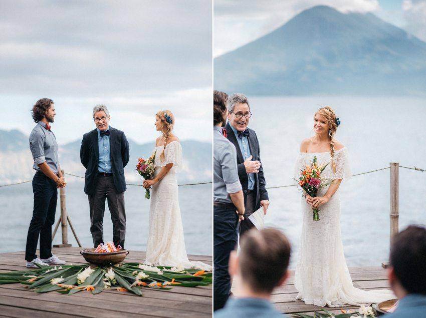 boda en lago atitlan
