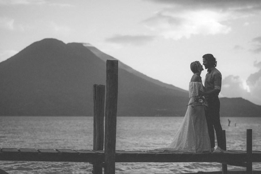 fotografo de bodas lago atitlan