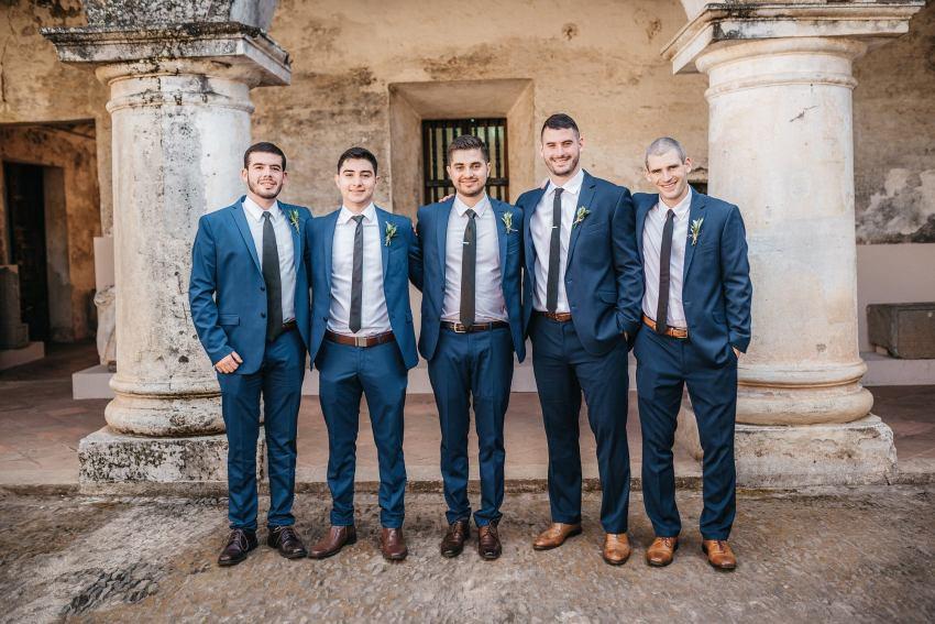 Groomsmen Clothes Guatemala
