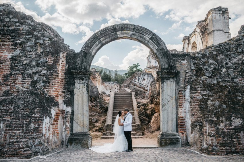 Best Wedding Photos Guatemala