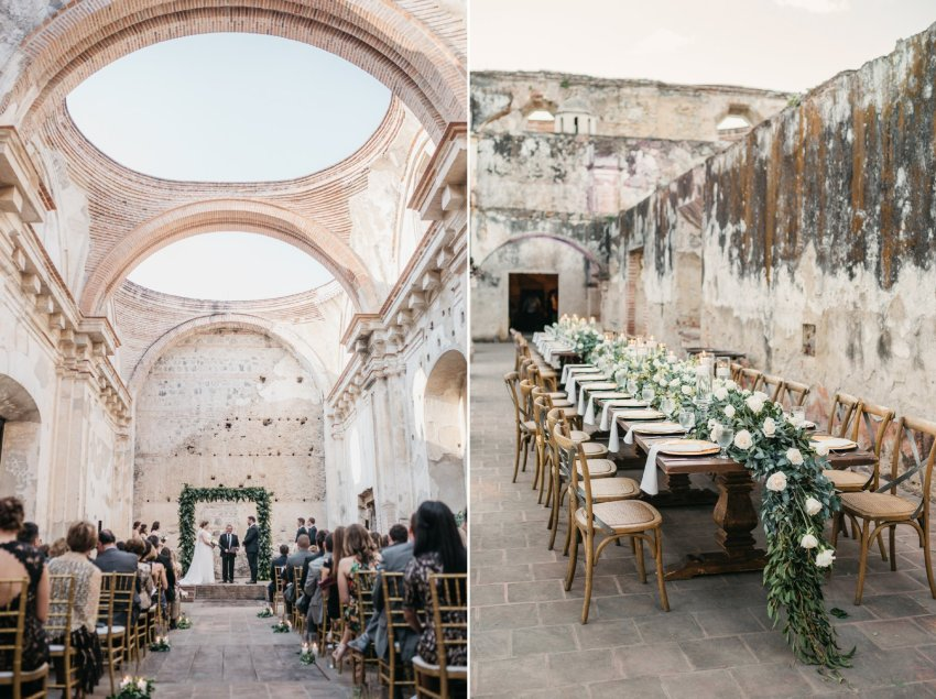 Best Wedding Venues to Get Married in Antigua Guatemala 02