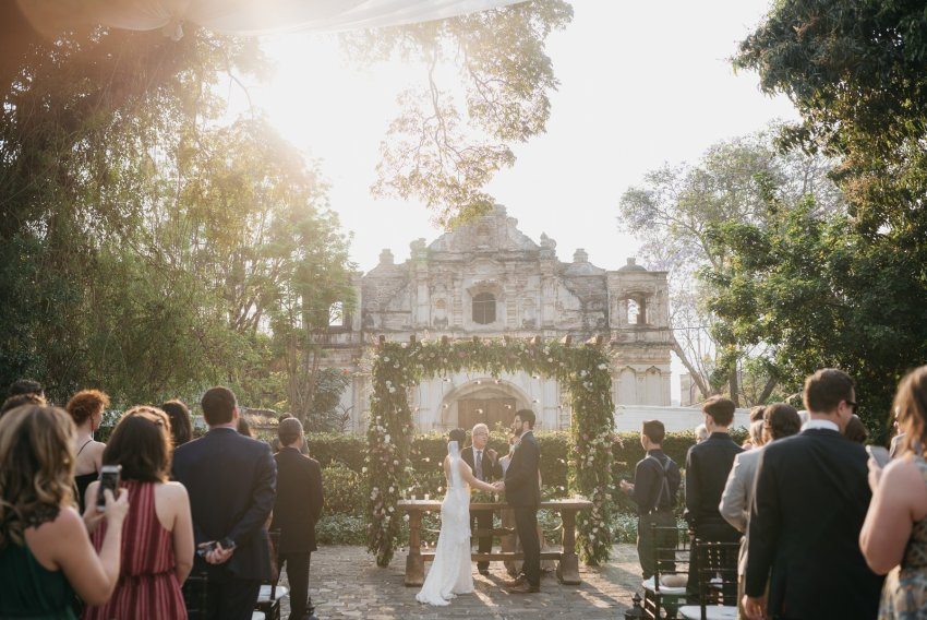 Porta Wedding Venue Antigua Guatemala