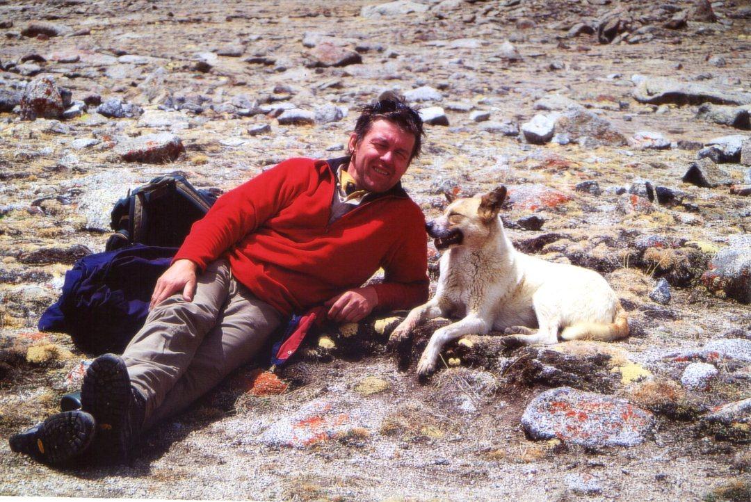 Daniel Magnée - mon parcours - voyage au tibet