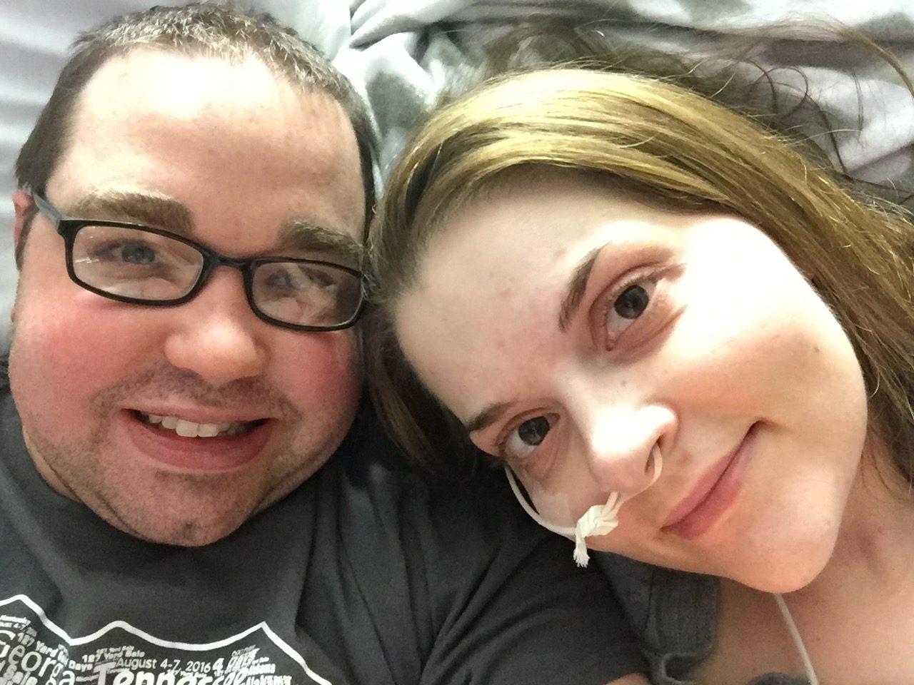 Daniel and Sarah