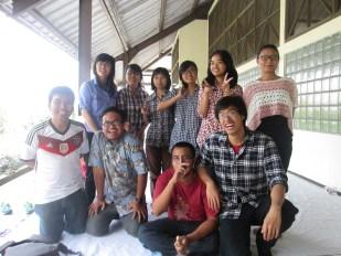 Adik-adik 2011 di Jatinangor