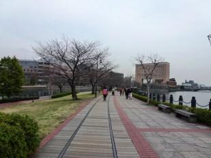 Jalanan Kishamichi Promenade