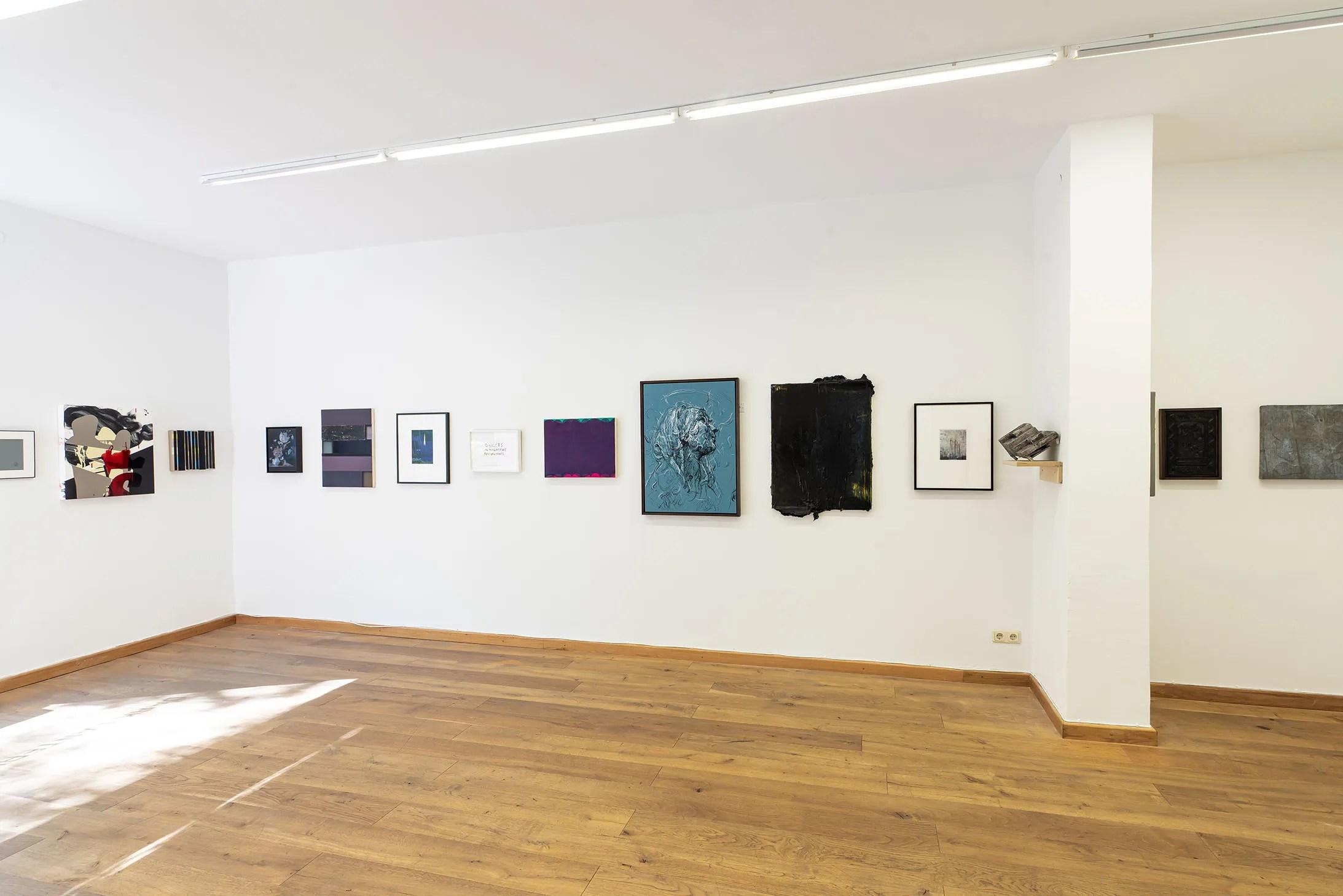 DARK LANTERN - Galerie Sabine Kunst - Munich