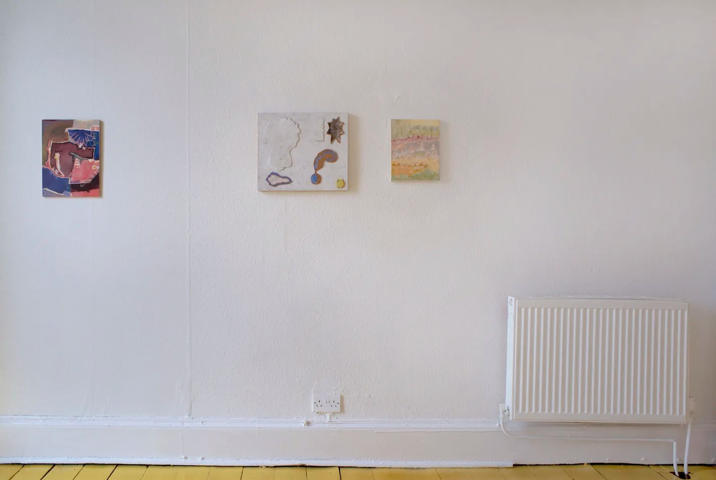 Little Bouket, Glasgow installation view