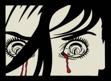The Girl With the Gallows Eyes