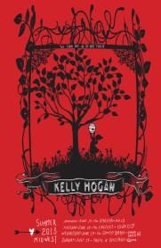 Kelly Hogan 2013 Midwest Tour